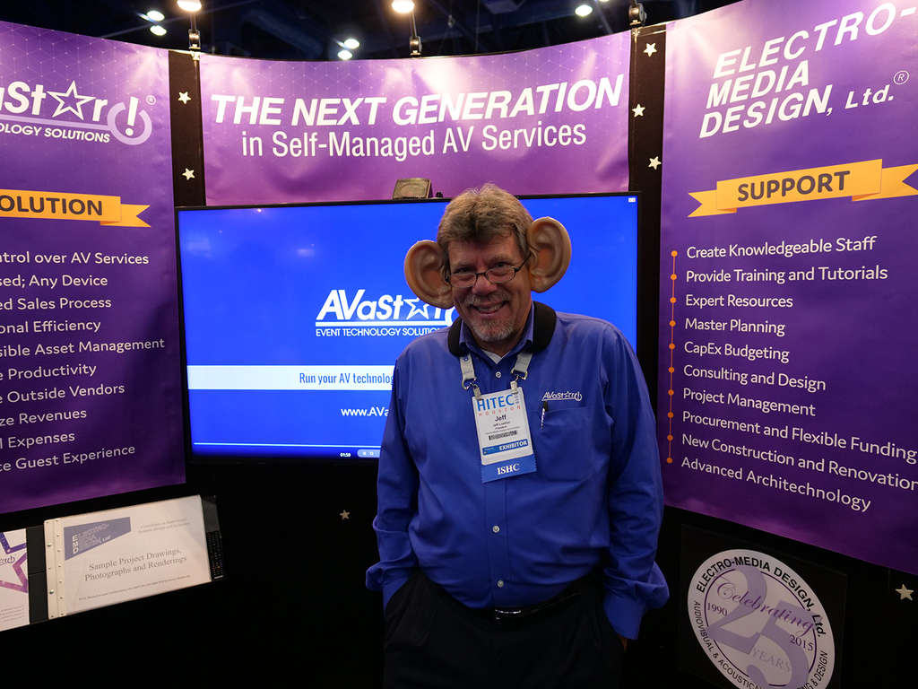 Hoteliers Self-Operating their AV Services are 'All Ears' When it