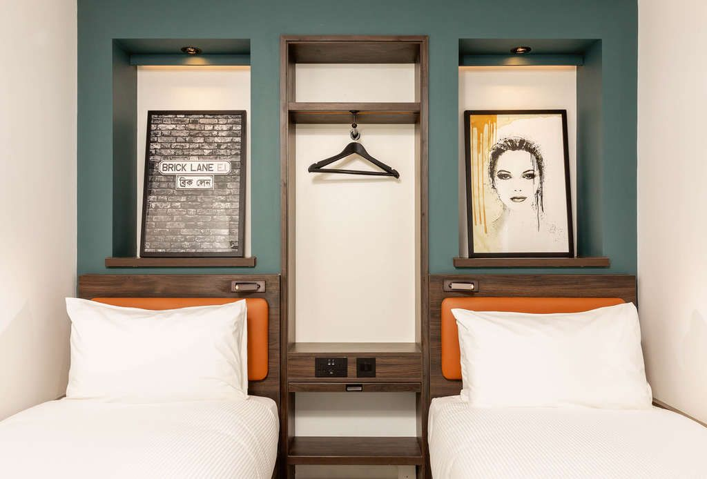 Brand new The East London Hotel joins HotelREZ