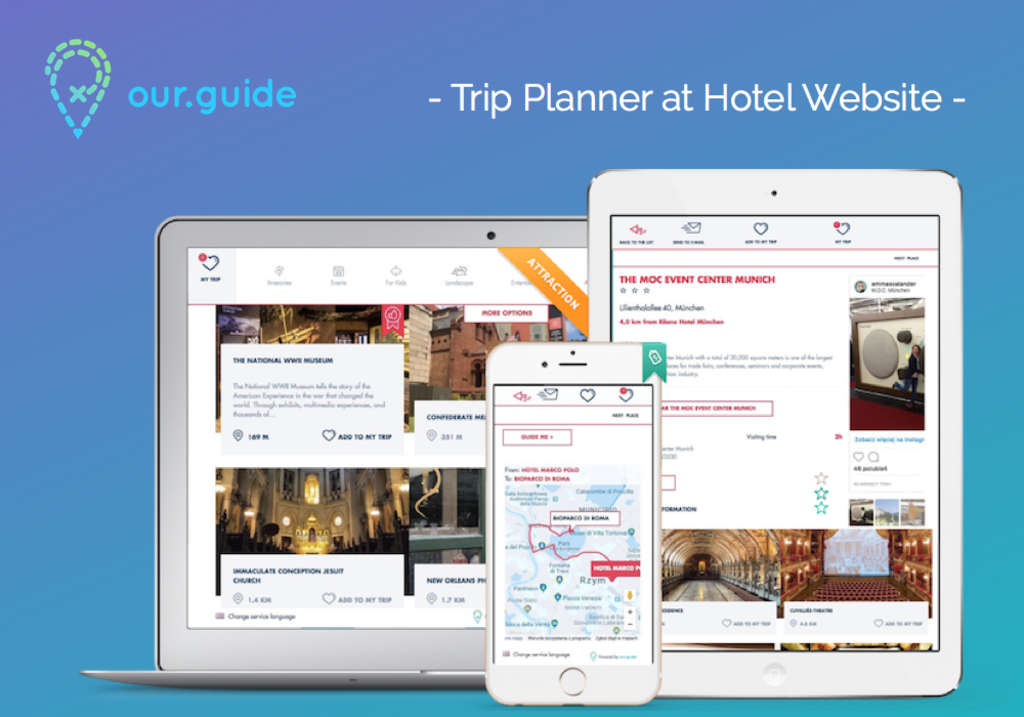 How to encourage the hotel guests to stay at your hotel using a website widget?